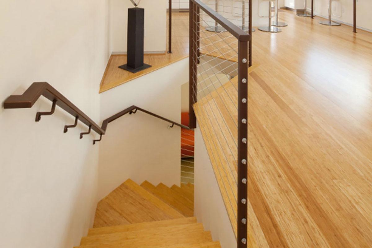 Bamboo Strand Woven, Armony Floor