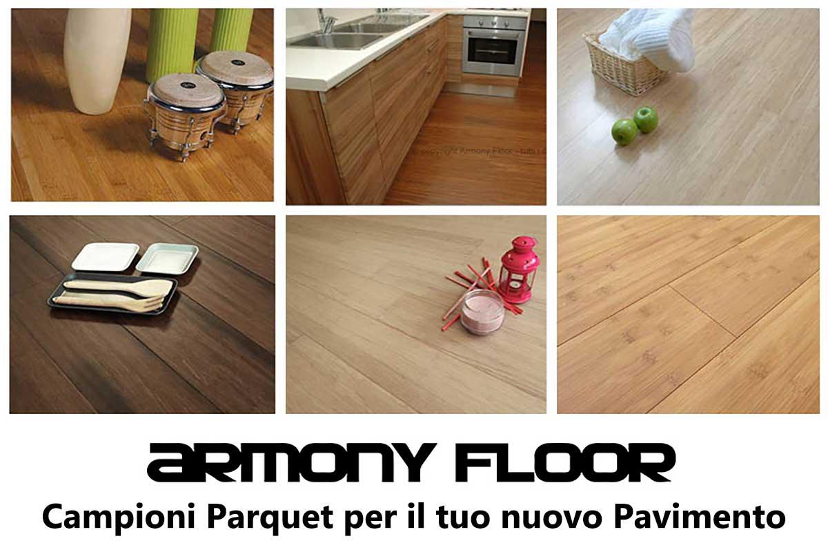 Campione Pavimento in Legno, Armony Floor