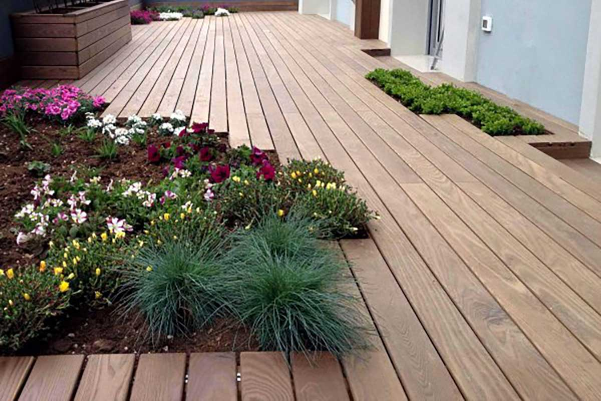 Decking Bamboo, Armony Floor