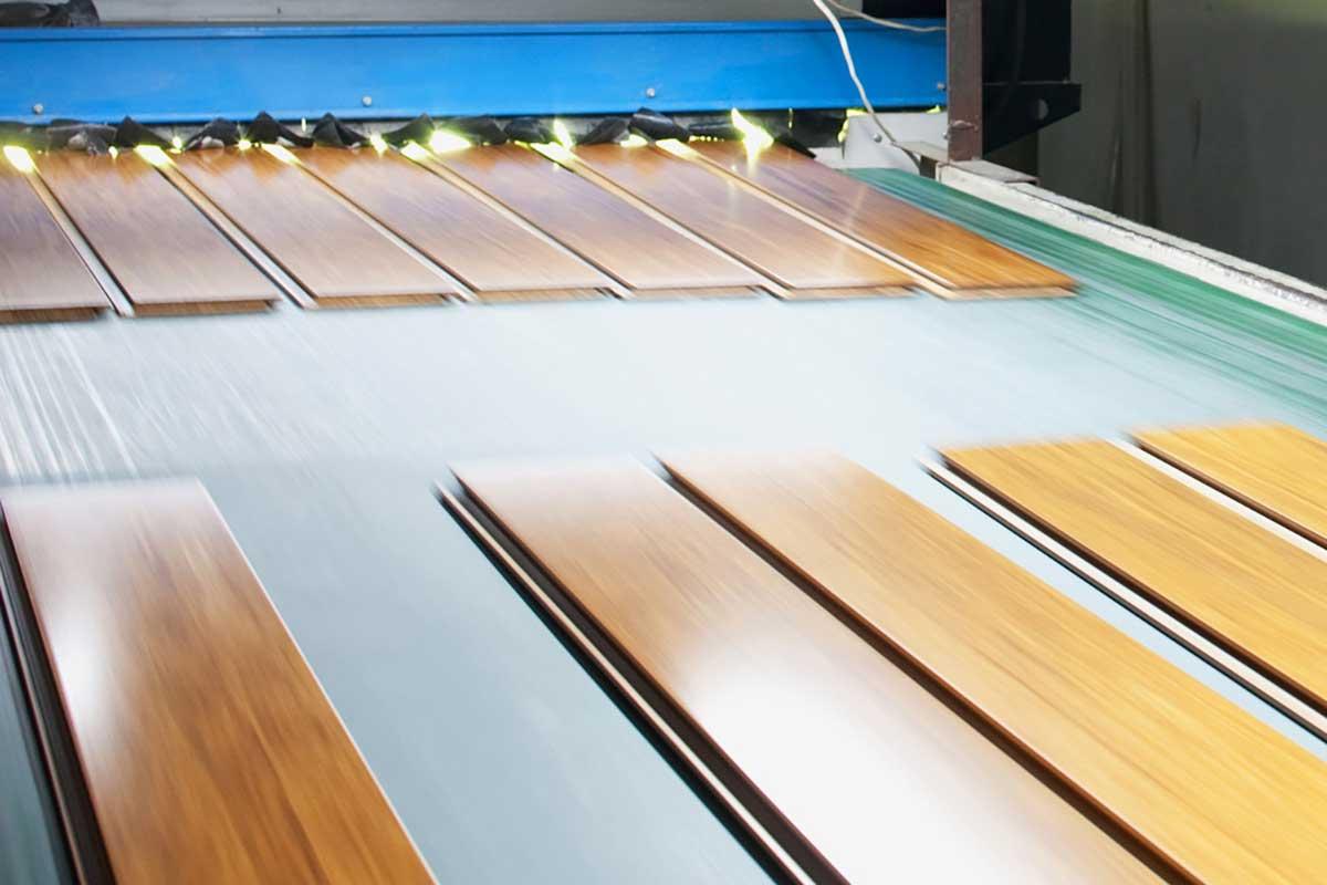 Lavorazione Parquet Bamboo, Armony Floor