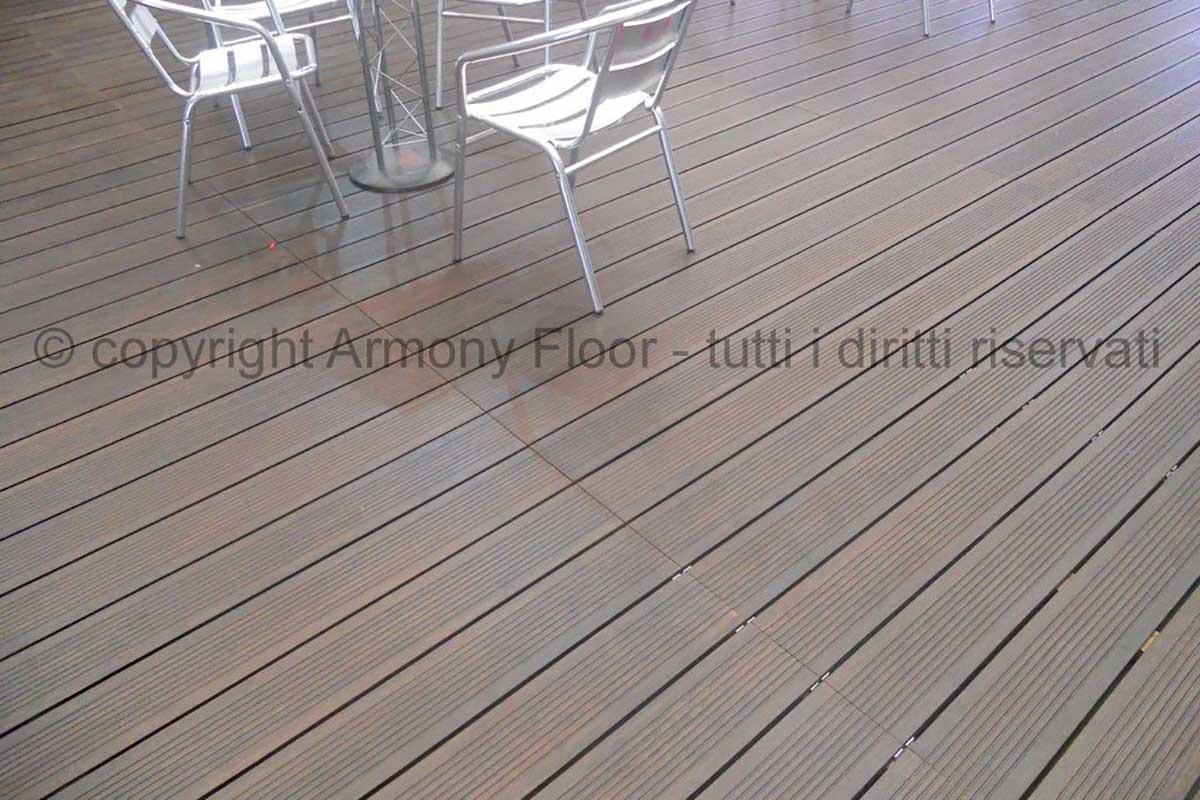 Maxiplance Bamboo Massello per Esterni, Armony Floor