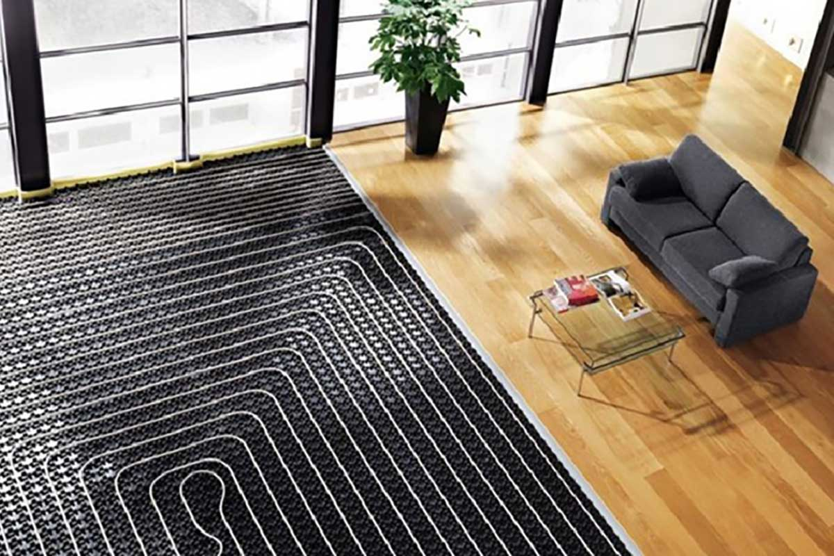 Maxiplancia Bamboo Pavimento Riscaldato, Armony Floor