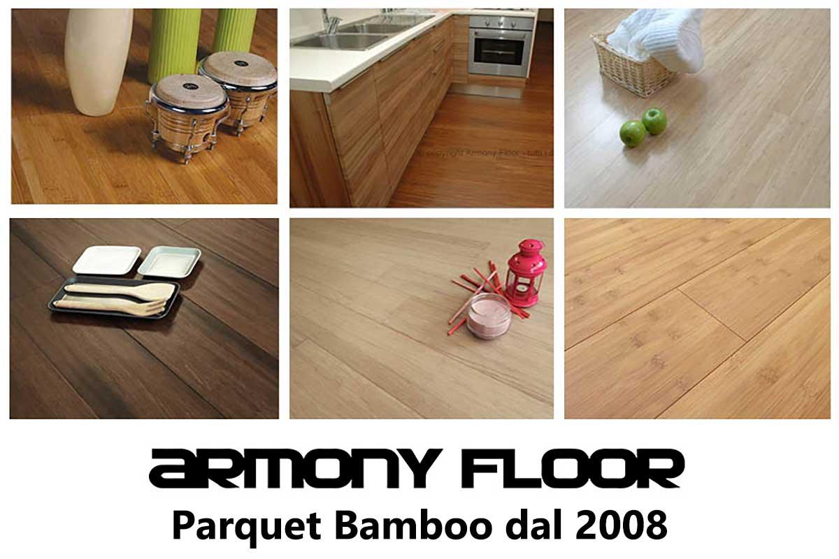 Parquet Bamboo, Azienda Armony Floor