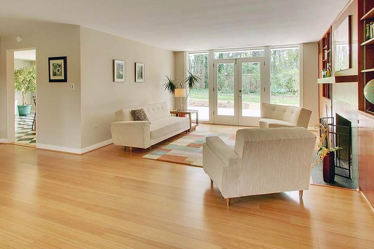 Parquet Bamboo Sbiancato, Armony Floor