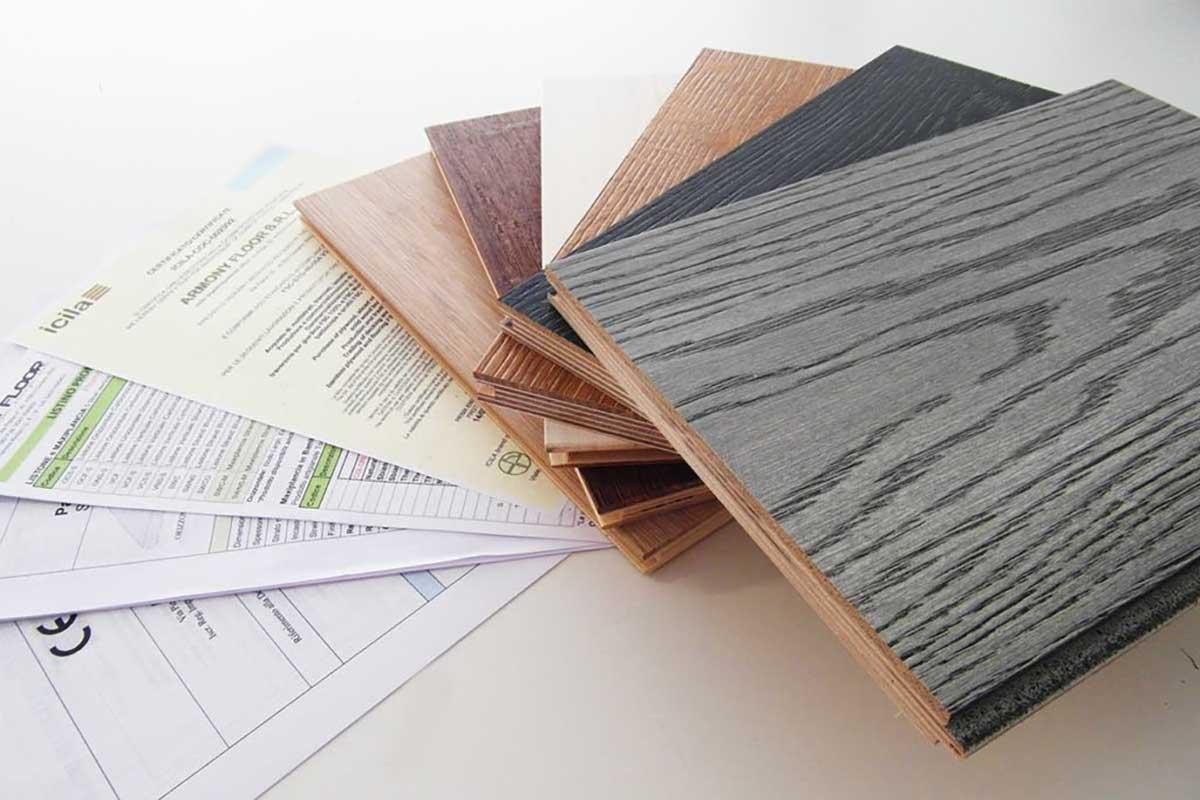 Parquet Certificato, Bamboo Armony Floor