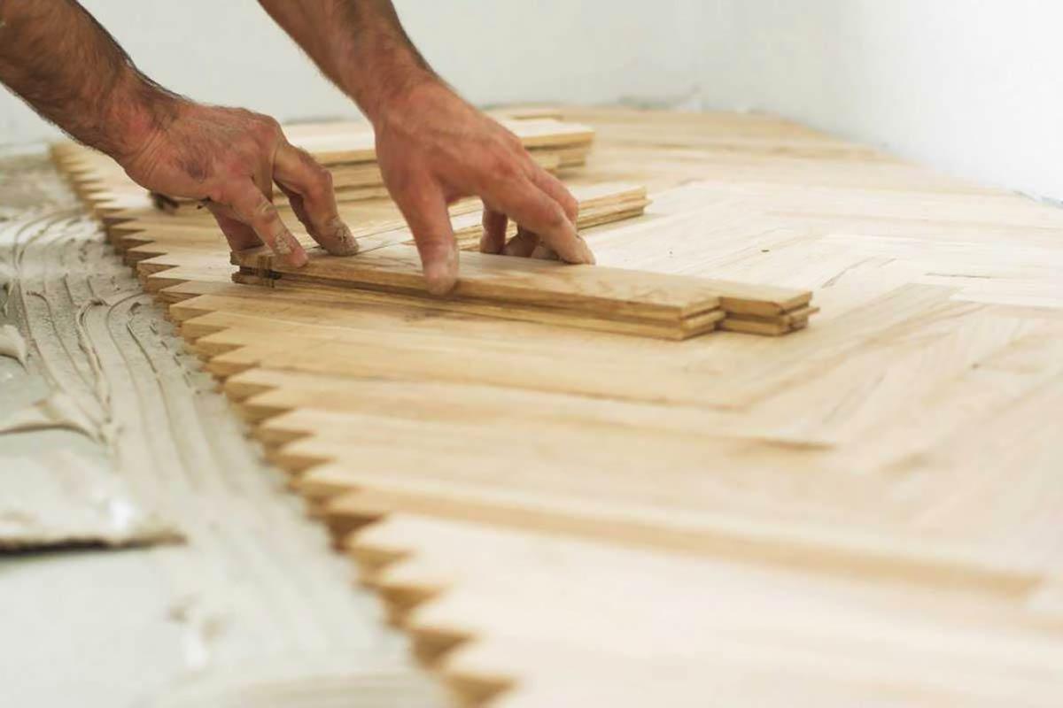 Posa in Opera Parquet, Bamboo Armony Floor